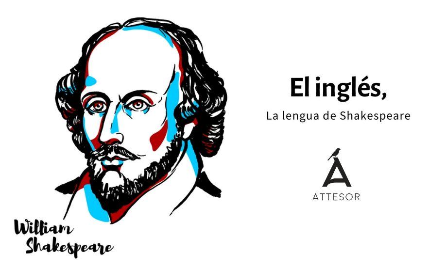 El inglés, la lengua de Shakespeare