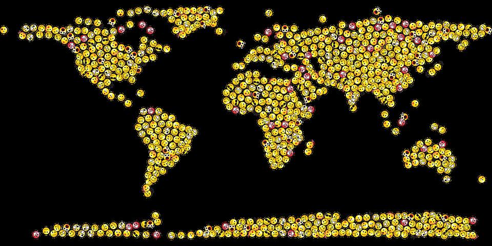 mapa mundi caritas