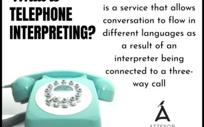 What is Telephone Interpreting?