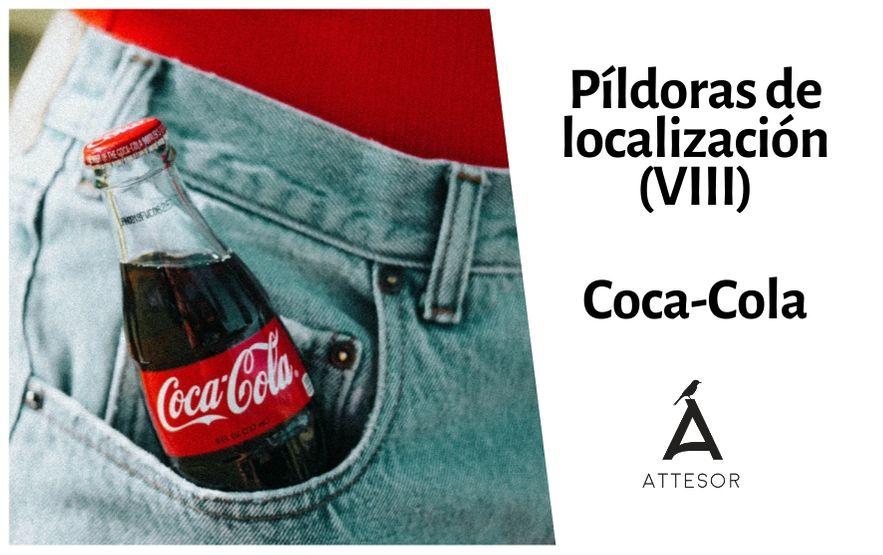 La estrategia de localización de… Coca-Cola